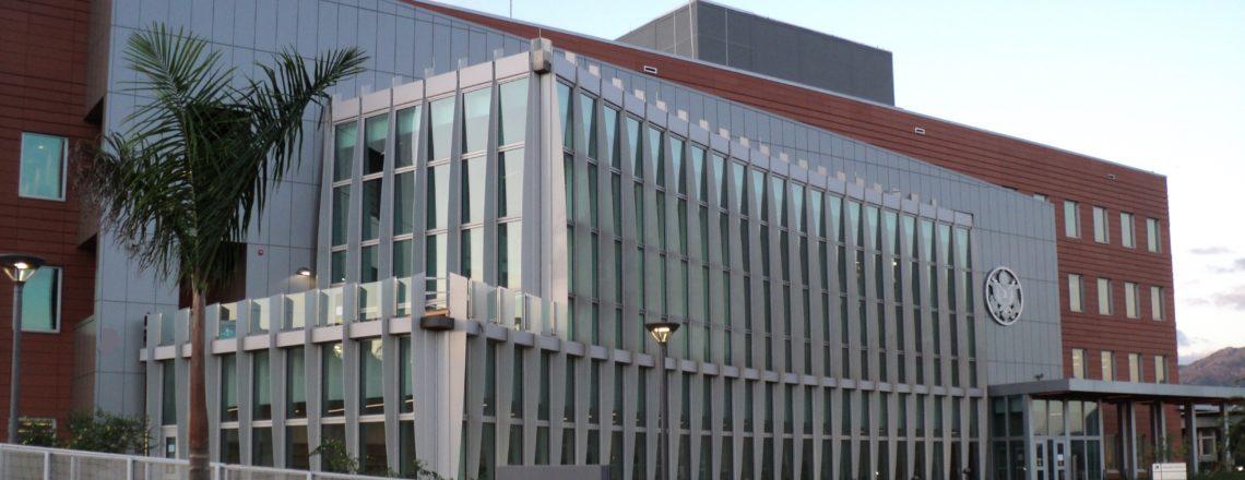 U.S. Embassy moves to Ezulwini