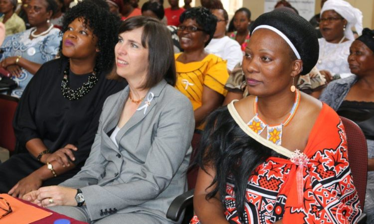 Remarks by Ambassador Lisa Peterson: National Women's Dialogue – Women and Law Southern Africa