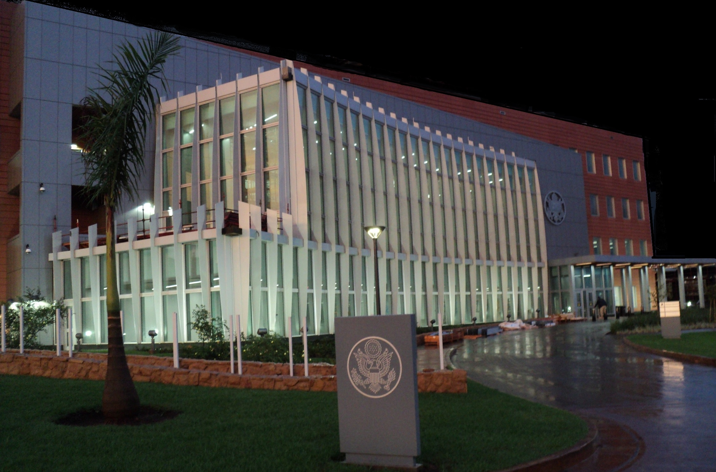 U S Embassy Mbabane Earns Leed 174 Gold U S Embassy In