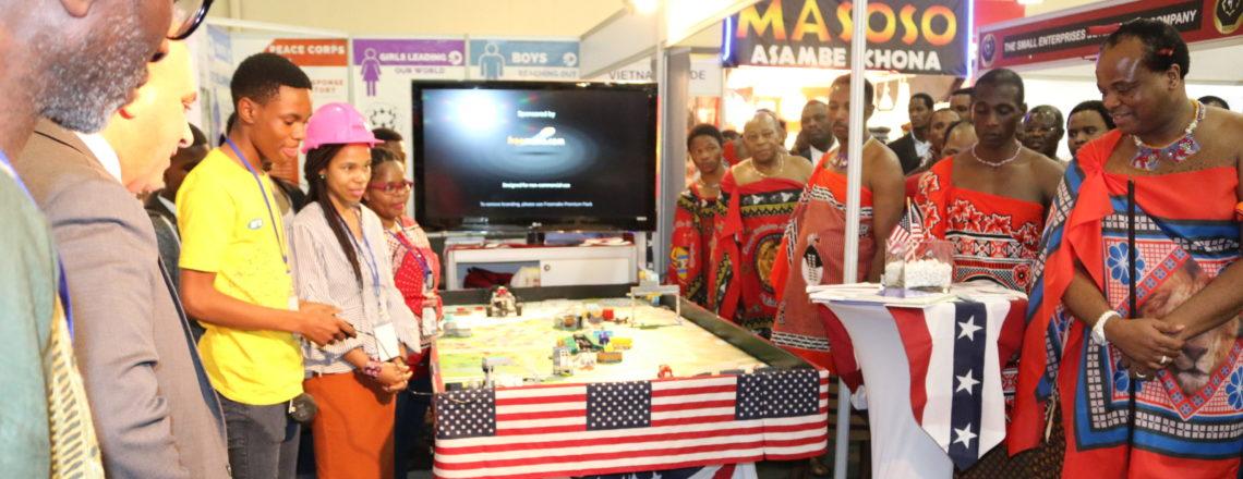 America represented at International Trade Fair